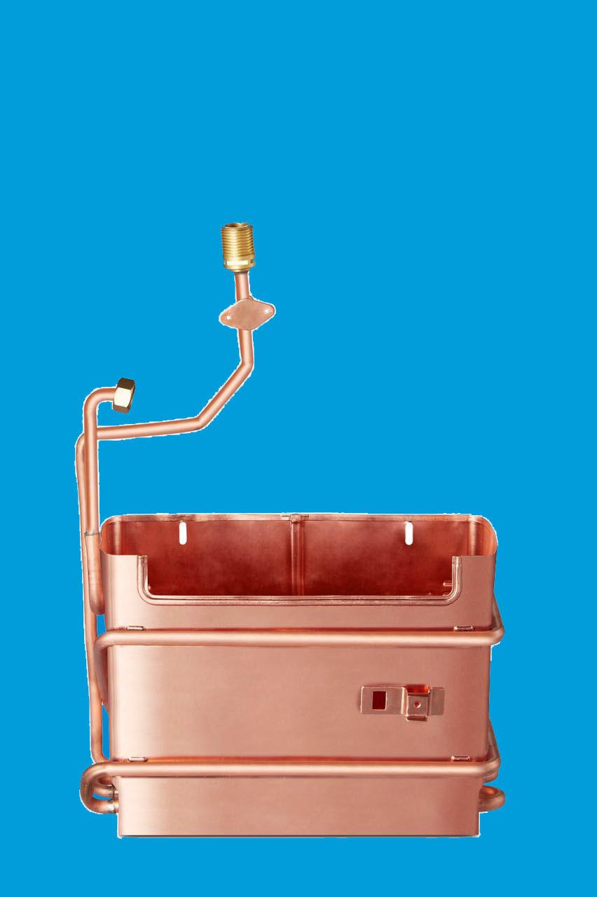 6L烟道水箱